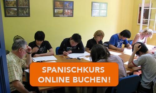 Spanischkurse Online Buchen
